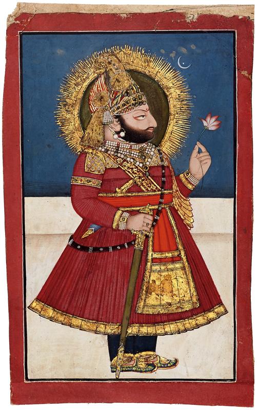 Maharana Bhim Singh of Mewar