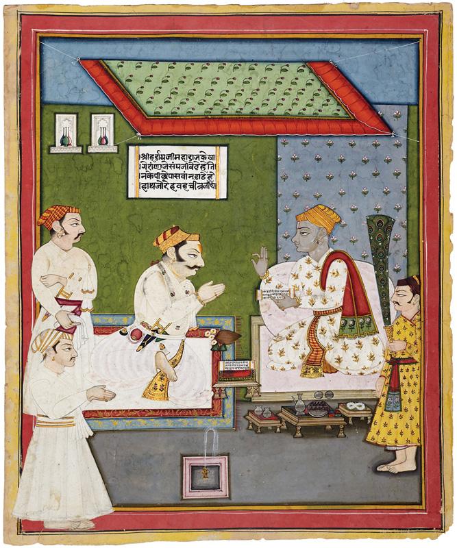Maharana Jai Singh of Mewar