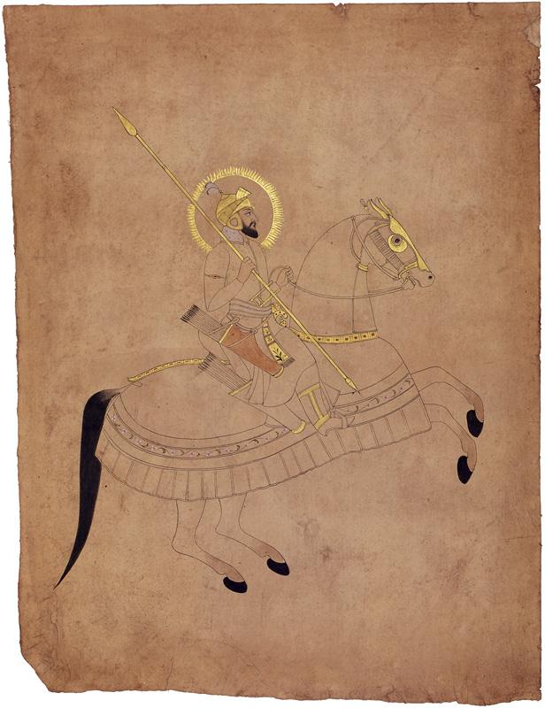 Emperor Aurangzeb