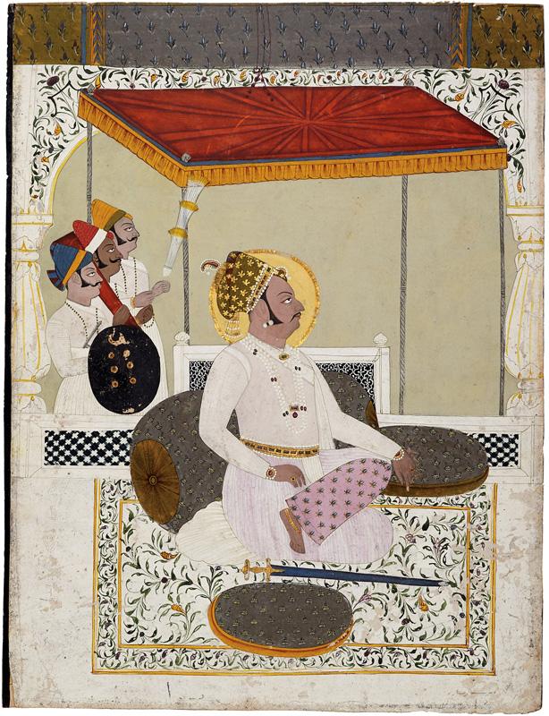 Maharaja Ajit Singhji of Jodhpur