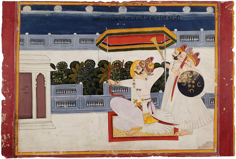 Maharaja Bakhat Singh