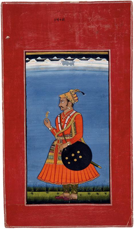 Maharaja Anup Singh of Bikaner