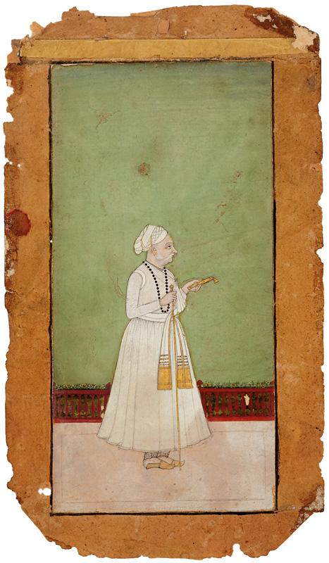 Diwan Bakhtawar Singh of Bikaner