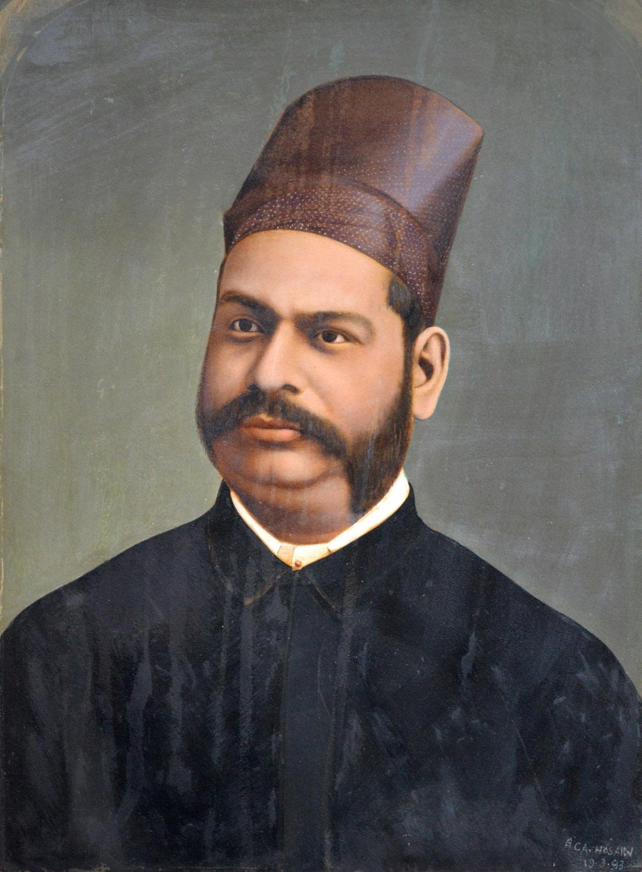 Mr. Nowroji Dorabji Dittia