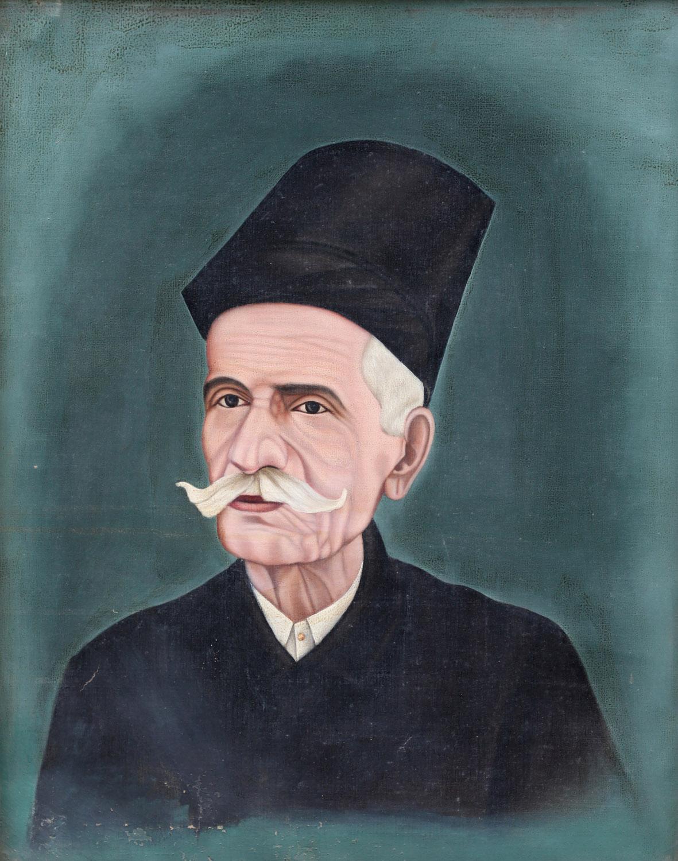 Mr. Manekjee Cursetjee