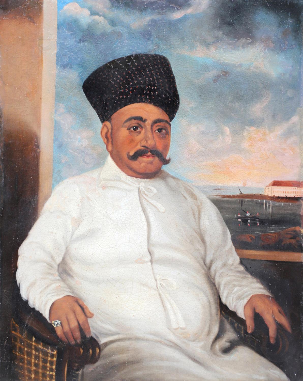 Seth Jeejeebhoy Dadabhoy