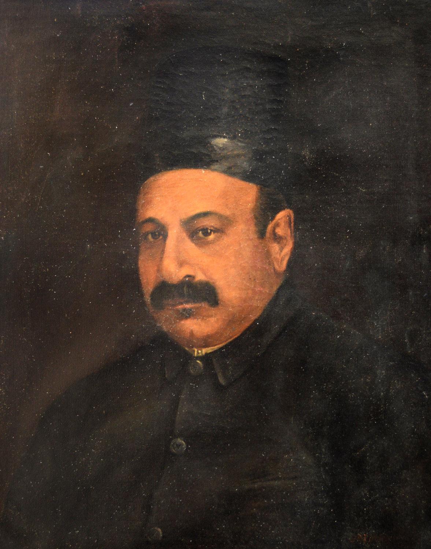 Khan Bahadur Nanabhoy Temulji Jungalwala