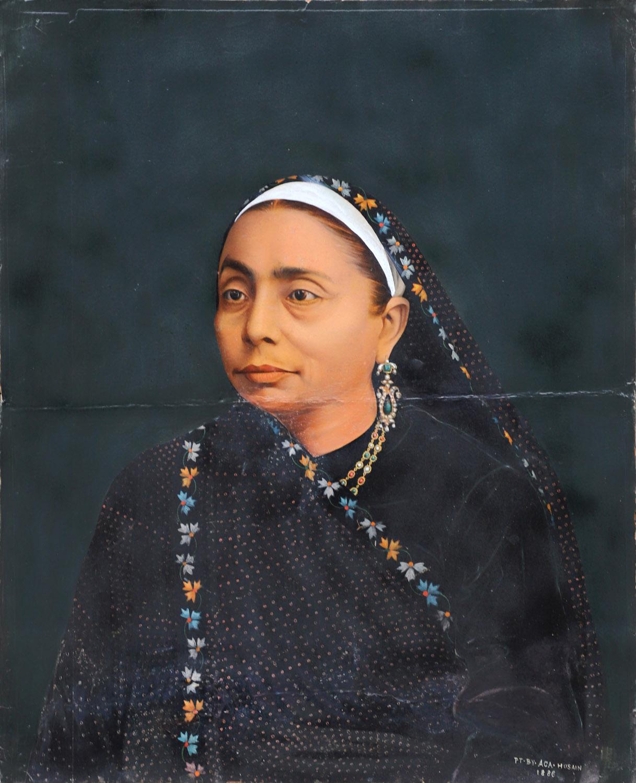 Bai Pirojbai Framji Dossabhai Mama