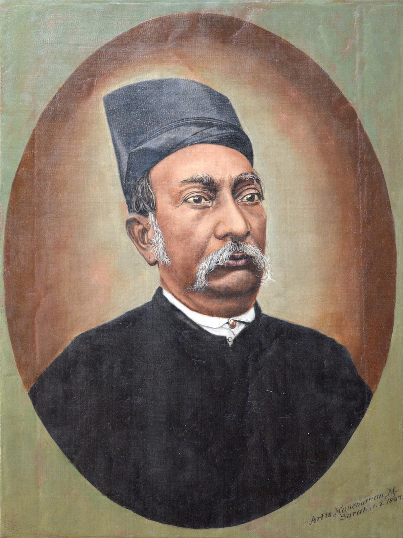 Rustomji Pujyaji Dalal