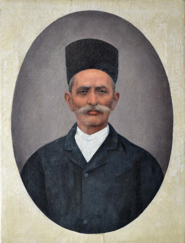 Khan Bahadur Bejonjee Merwanjee Damri