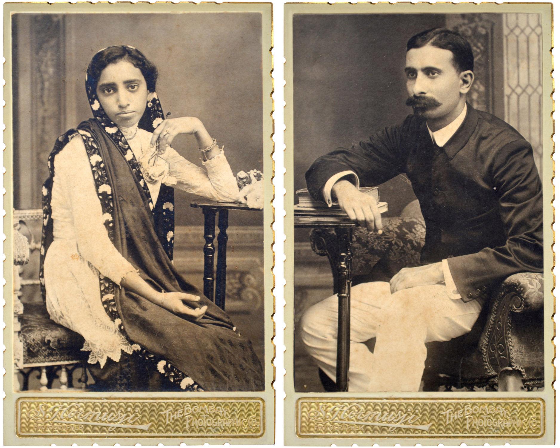 Shirinbai & Homee Framroze Punthakey