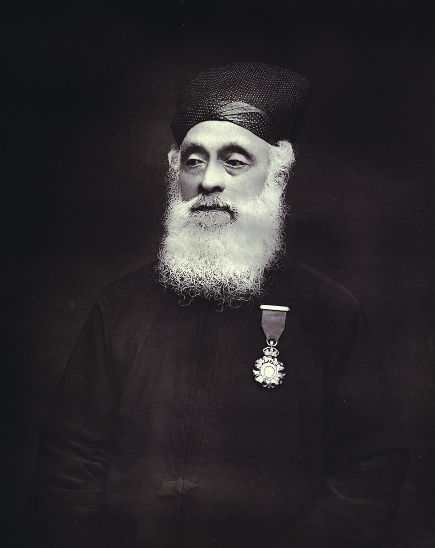 Pestonji Hormasji Cama, Esq.