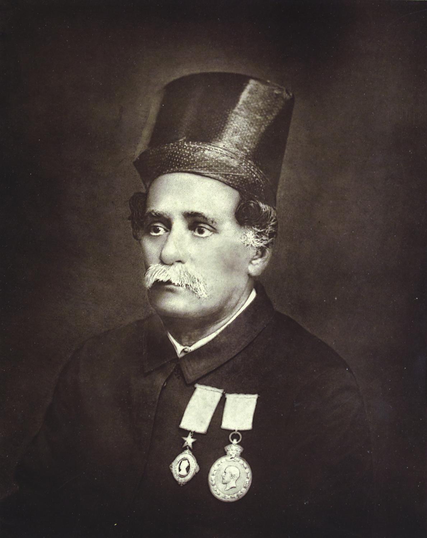Dosabhai Framji Karaka, Esq.