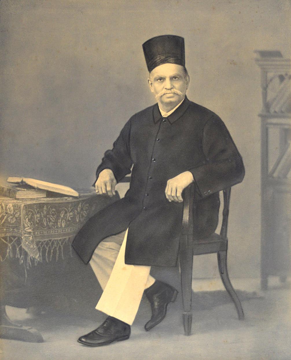 Sheth Manekji Rustomji Kotwal