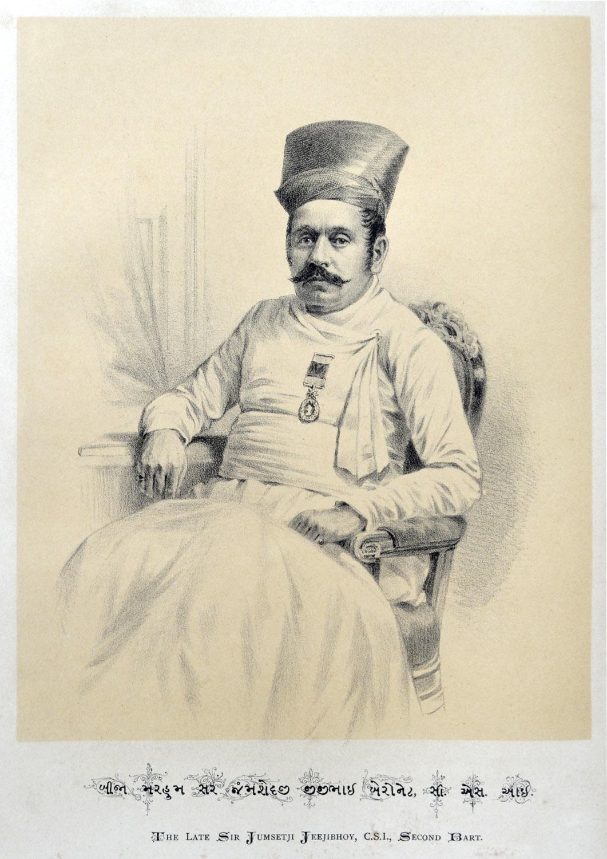 Sir Jamsetjee Jejeebhoy (Second)