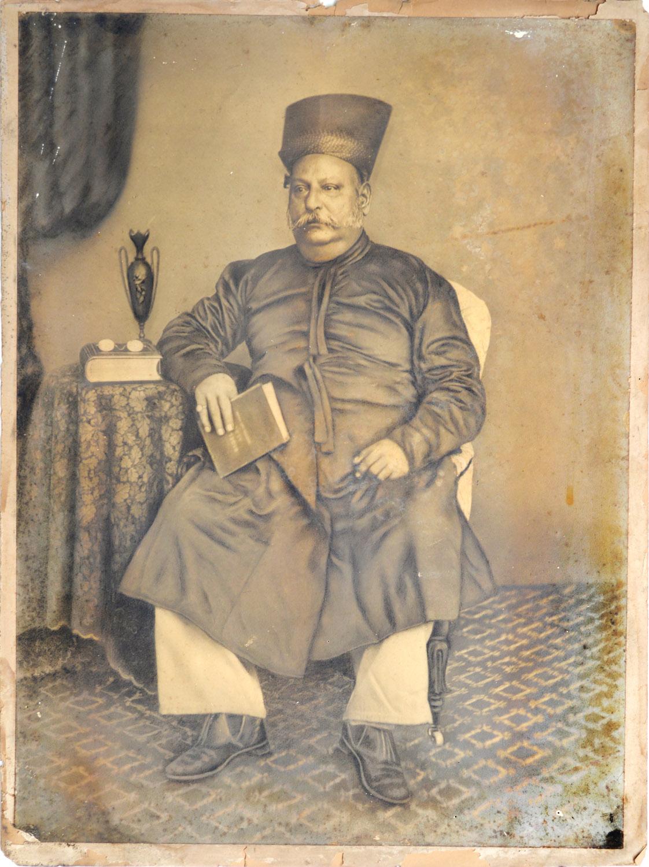 Darabshaw Sorabji Nariman