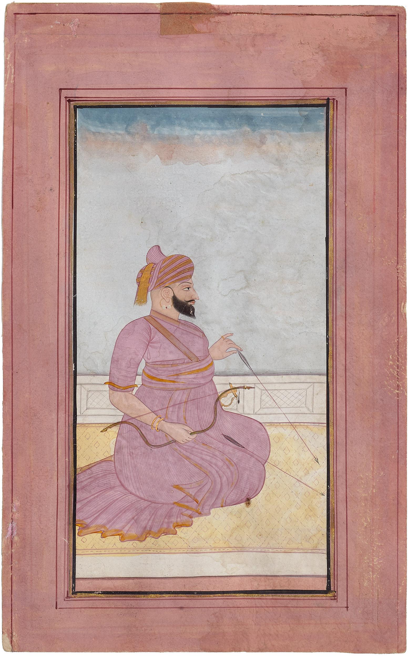Mian Ishwari Singh of Reh