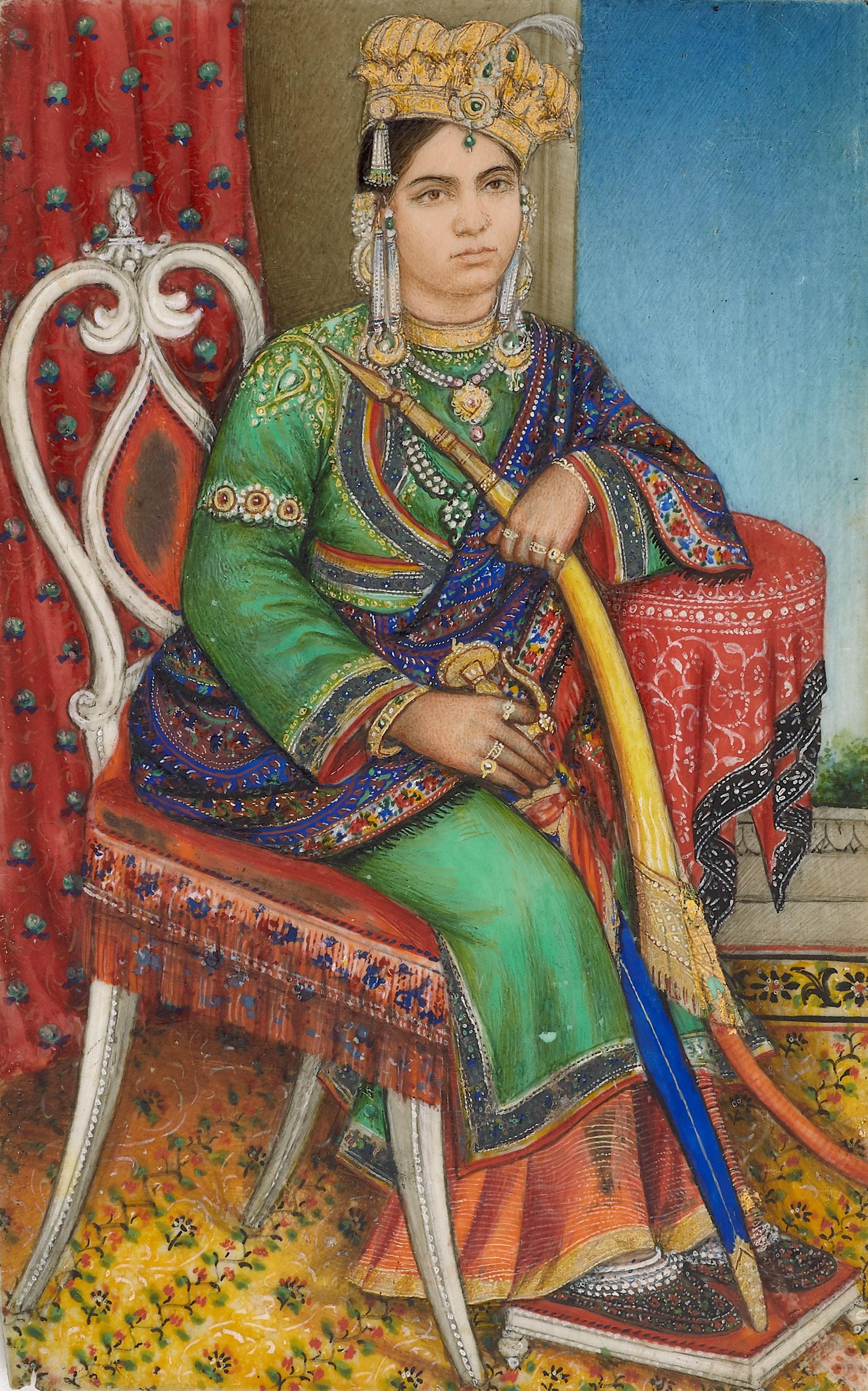 Shah Jahan Begum of Bhopal