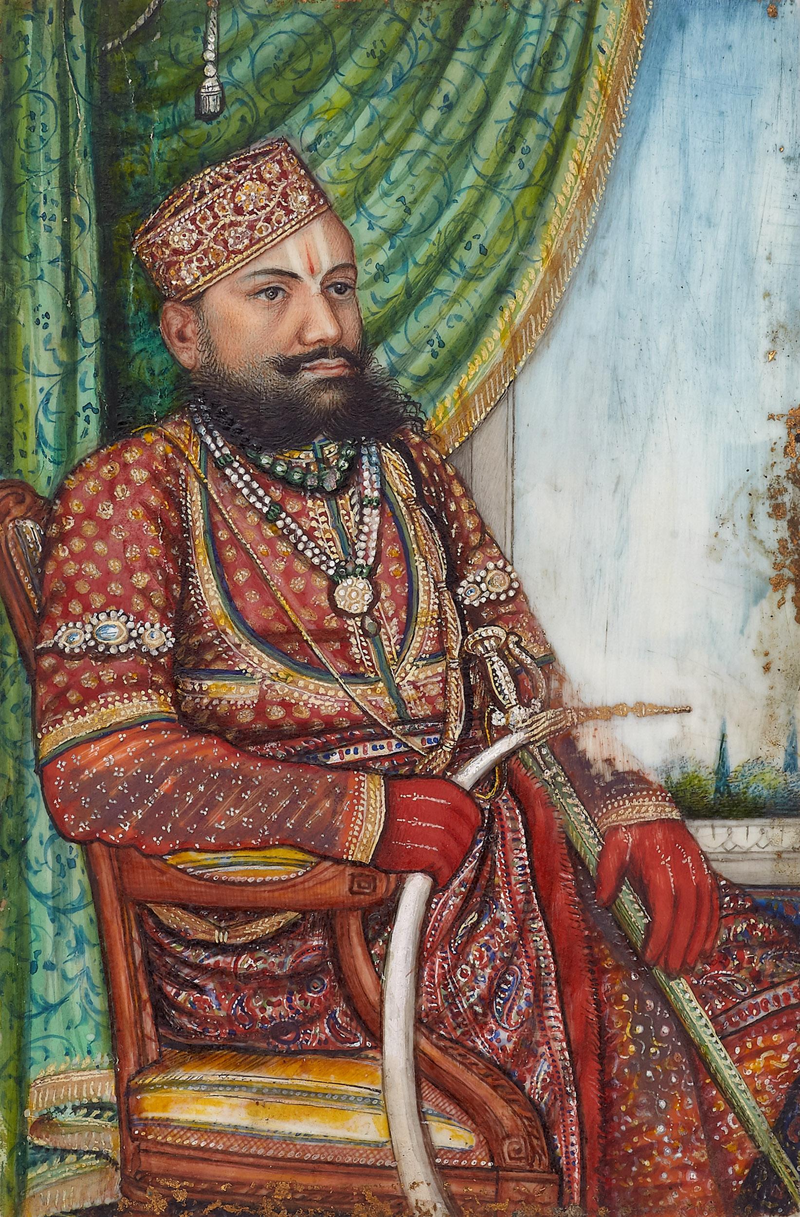 Maharaja Raghuraj Singh of Rewa