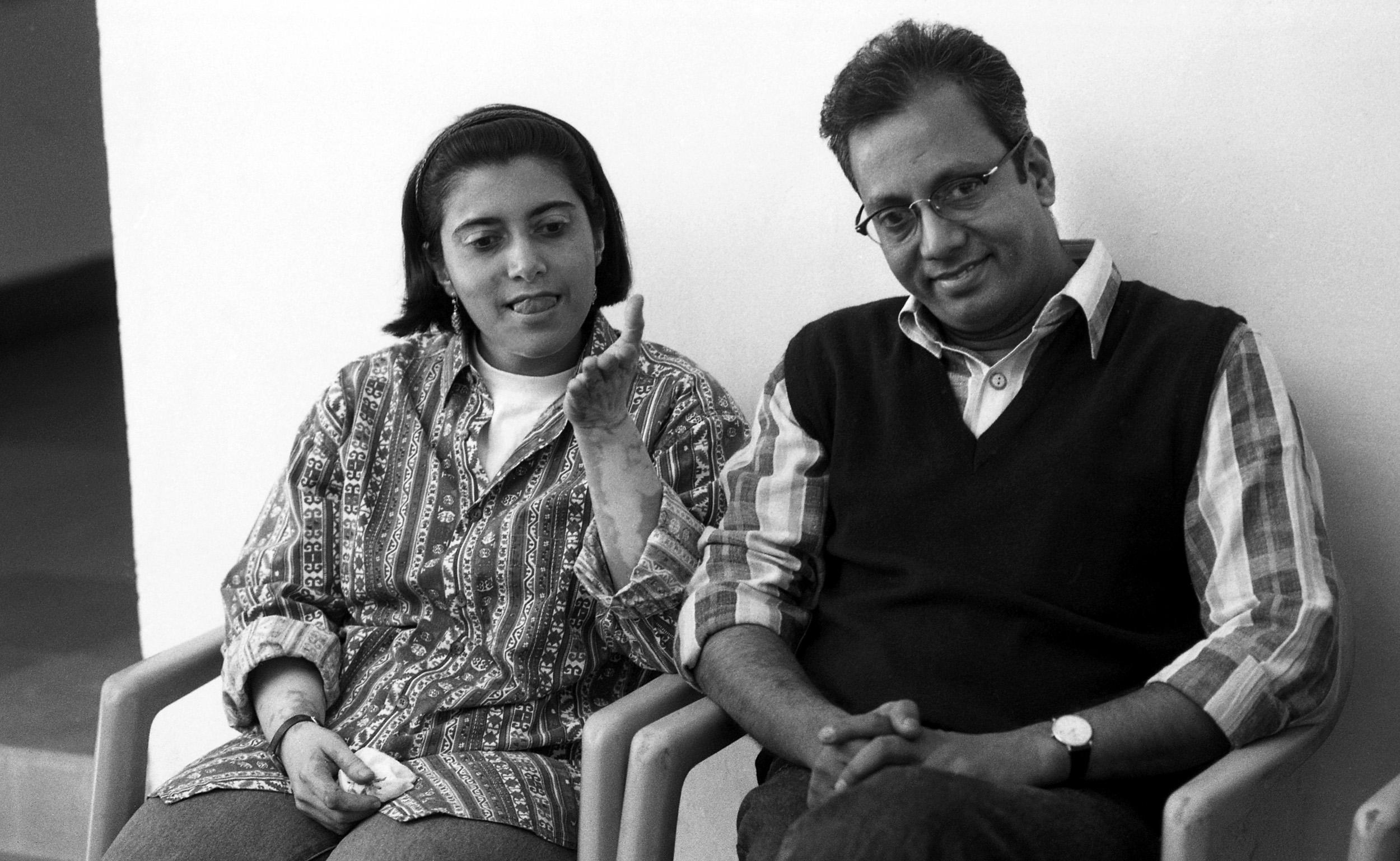 Anju & Atul Dodiya